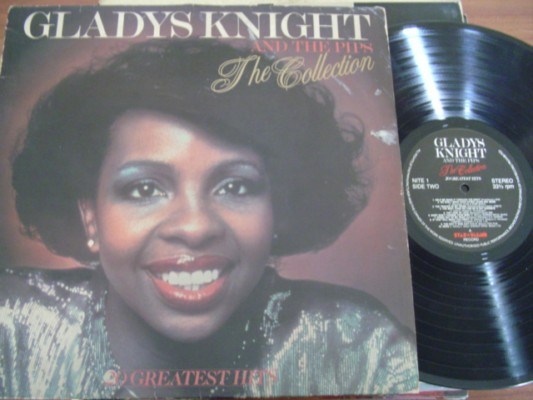 GLADYS KNIGHT & PIPS - THE COLLECTION - STAR - BLEND